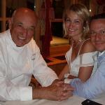 Michel Rochedy Chef Etoilé depuis plus de 25 ans...