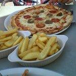 Pizza Hot Lips