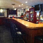 Newly Constructed Bar