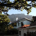 Table Mountain in background