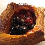 Mixed Berries Danish