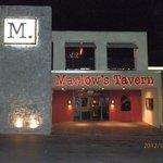 La entrada de Marlow´s Tavern