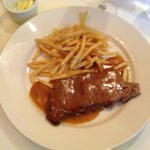 """Black Peppercorn"" Steak"
