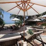 Beach Deck and Mad Bull Beach Bar