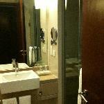 Bathroom in room 2012