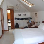 Bedroom - Hearns Cottages