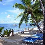 Beach near superior rooms