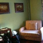 habitación del hotel urogallo