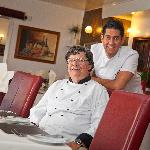 Kristian and Werner Fuchs warmly welcome you to the Silverdale Restaurant