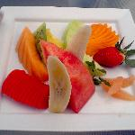 Another Fruit Plate