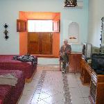 One of the rooms at La Misión