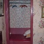 Closet in the Eisenhower Room