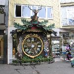 great BIG cuckoo clock