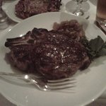 $42 Rib Eye -wheres the beef!