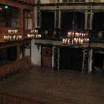 The Blackfriars Stage