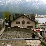 Lake St. Moritz!