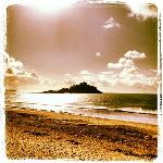 St Michaels Mount, Marazion.