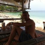 beach few mins from code