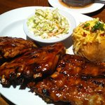 Ribs and sides