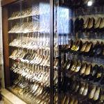 "The ""Imelda Marcos"" collection"