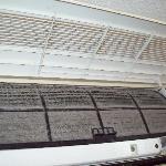 Filthy Air Conditioner