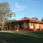 Possums Cottage Front View