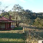 Possums Cottage Back View