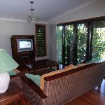 Bali Villa lounge