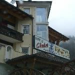 ...arrivederci Chalet Pineta...!