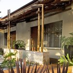 Ibhayi courtyard