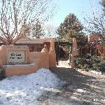 Old Taos Bed & Breakfast - January 2012