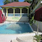 Villa la Cage Pool