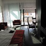 La camera/salottino