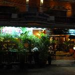 The MotherHome restaurant - great service and great food