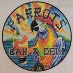 Parrot Bar & Deli Sign