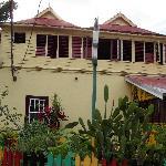 Maison Bob Marley