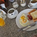 Завтраки в отеле
