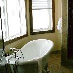 Vintage Clawfoot BathTub