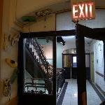 Exit it is!