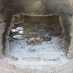In the kiln
