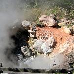 Mini volcan à Rincon de la vieja