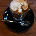 Gibraltar Latte