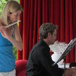 Beautiful pastoral music