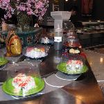 sushi Train--food