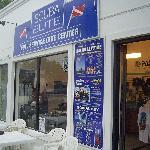 the scubaelite diving center