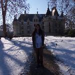 El castillo nevado