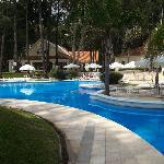 Area comun - piscinas recreativas