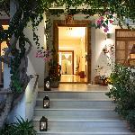 Matina Hotel in Santorini 01