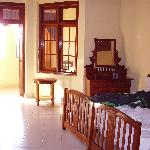 Chambre de l'hotel
