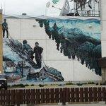 une murale parmi bien d'autres    06/11